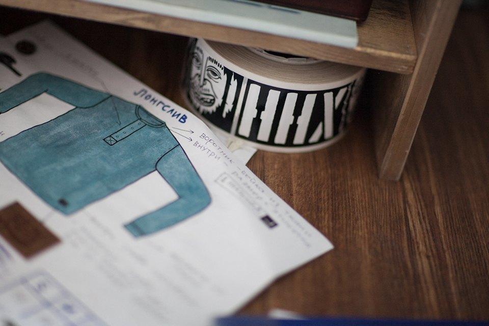 «Нас здесь держат три буквы»: Интервью с создателями марки ННХ. Изображение № 7.