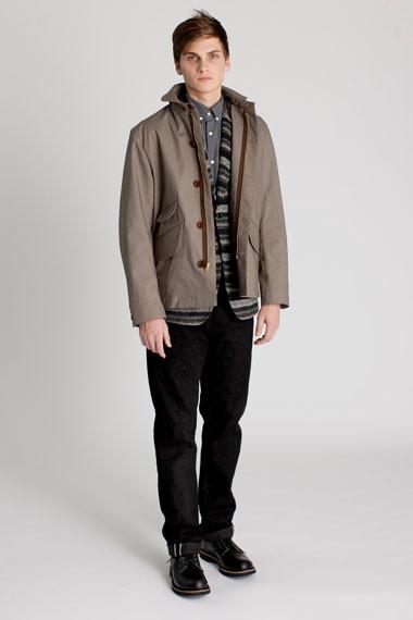 Новая коллекция одежды дизайнера Стивена Алана. Изображение № 1.