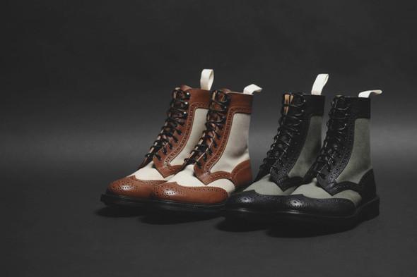 Новая коллекция ботинок марки Tricker's. Изображение № 3.