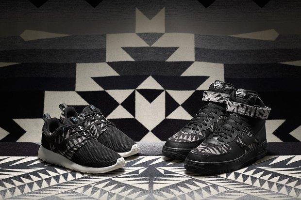 Марки Pendleton и Nike анонсировали совместную коллекцию. Изображение № 1.
