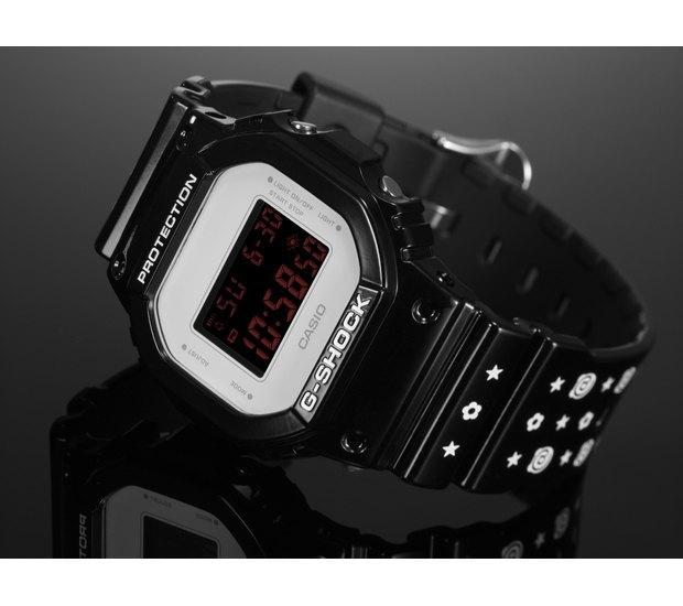 Компании Medicom Toy и Casio выпустили юбилейную модель часов G-Shock. Изображение № 11.