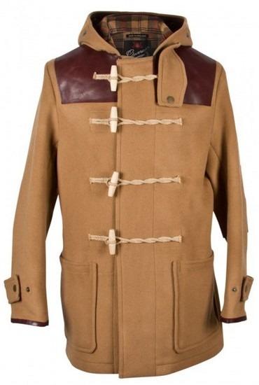Английские марки Gloverall и Dr. Martens выпустили совместную коллекцию одежды. Изображение № 1.