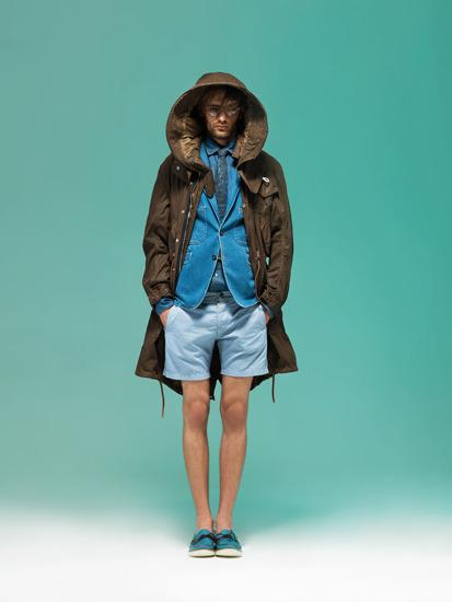 Марка Grunge John Orchestra. Explosion опубликовала лукбук новой коллекции одежды . Изображение № 7.