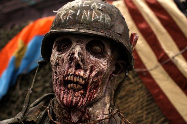 В Пентагоне подготовились к зомби-апокалипсису. Изображение № 1.