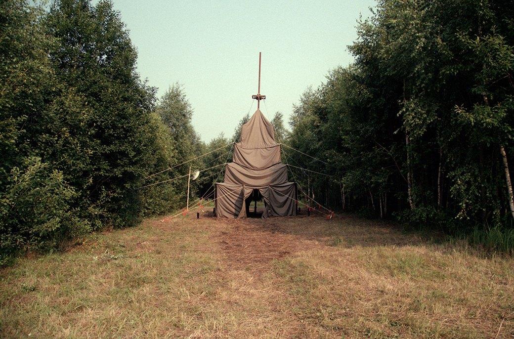 Рейв в лесу: Фоторепортаж с фестиваля «Архстояние» . Изображение № 1.