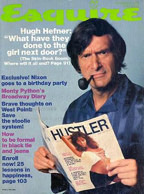 Изображение 15. Men's Digest: День рождения Хью Хефнера, куртка-гибрид от Vanson и видео об актере Денни Трехо.. Изображение № 6.