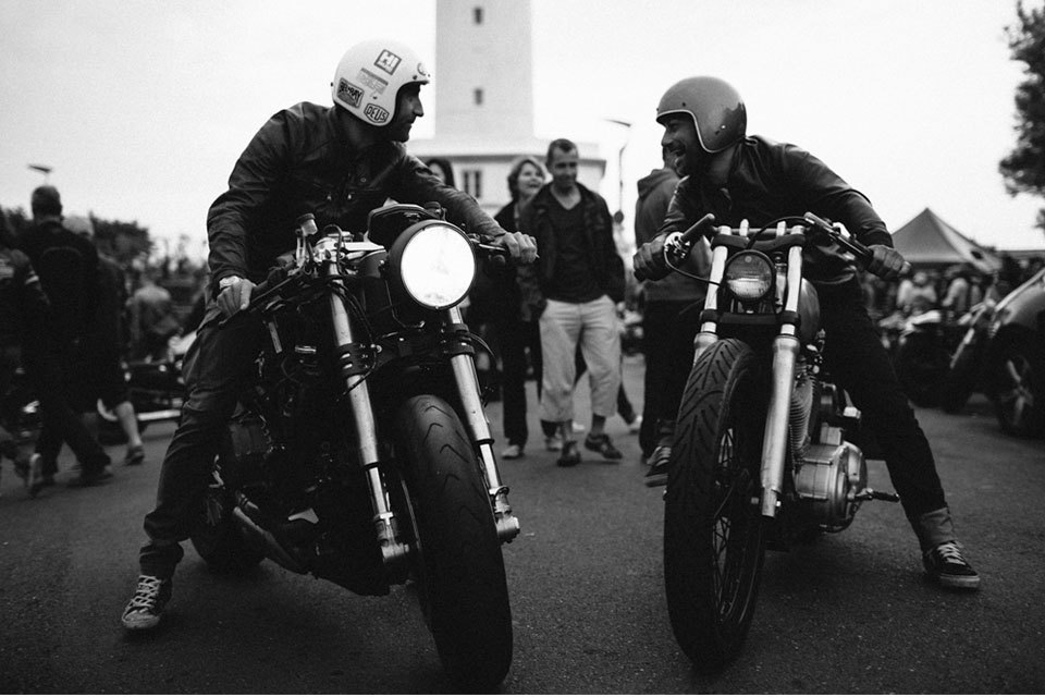Фоторепортаж с мотоциклетного фестиваля Wheels & Waves. Изображение № 27.