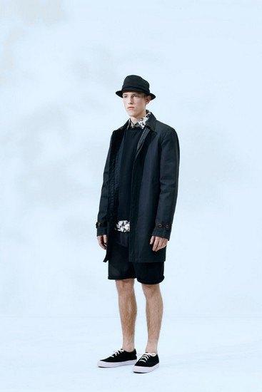 Марка Norse Projects опубликовала лукбук весенней коллекции одежды. Изображение № 4.