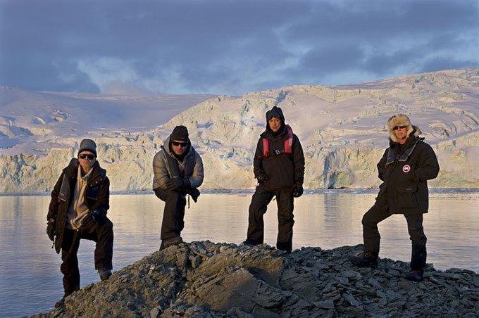 Metallica отыграла концерт в Антарктиде. Изображение № 2.