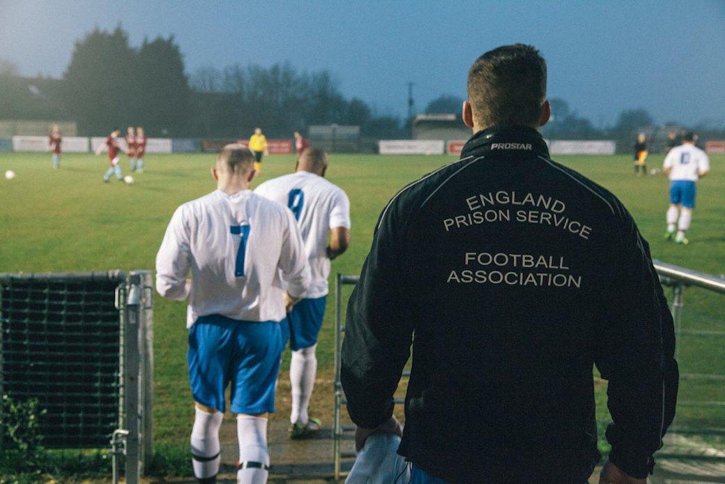 Как английские тюремные надзиратели организовали свою футбольную команду. Изображение № 18.