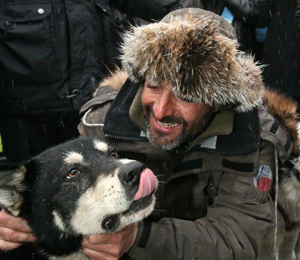 Француз проедет на собаках 5000 км от Тихого океана до Байкала. Изображение № 1.