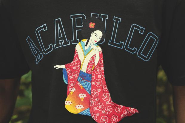 Марка Acapulco Gold представила лукбук осенней коллекции одежды. Изображение № 11.