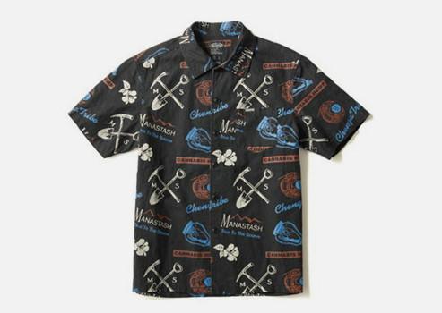 Американская марка Manastash выпустила весеннюю коллекцию одежды. Изображение № 15.
