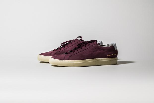 Марка Common Projects представила осеннюю коллекцию обуви. Изображение № 6.