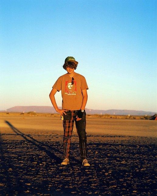 Как развлекаются посетители фестиваля Burning Man в африканской пустыне. Изображение № 19.