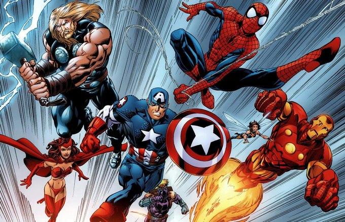 Слух дня: Человек-паук появится в «Мстителях». Изображение № 1.