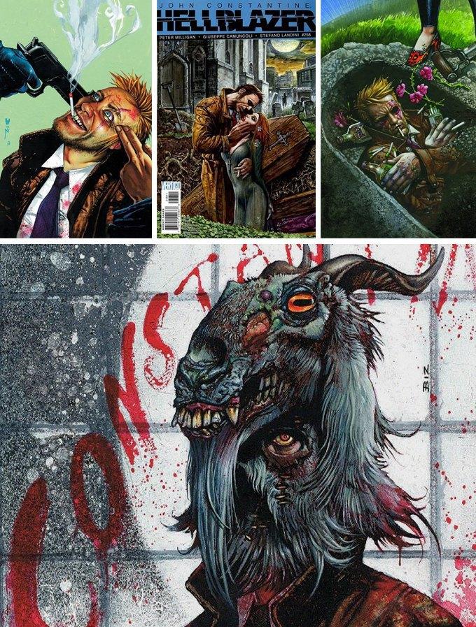 10 жестоких персонажей комиксов, о которых не доложили Роскомнадзору. Изображение № 9.