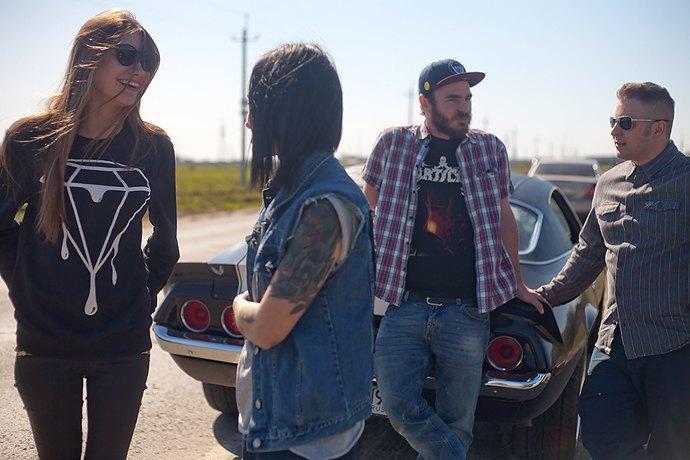 Easy Ride: Премьера первого видео о путешествии на мотоциклах. Изображение № 6.