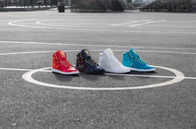 Марка Adidas Originals представила лукбук перезапущенной линейки кроссовок Top Ten . Изображение № 9.