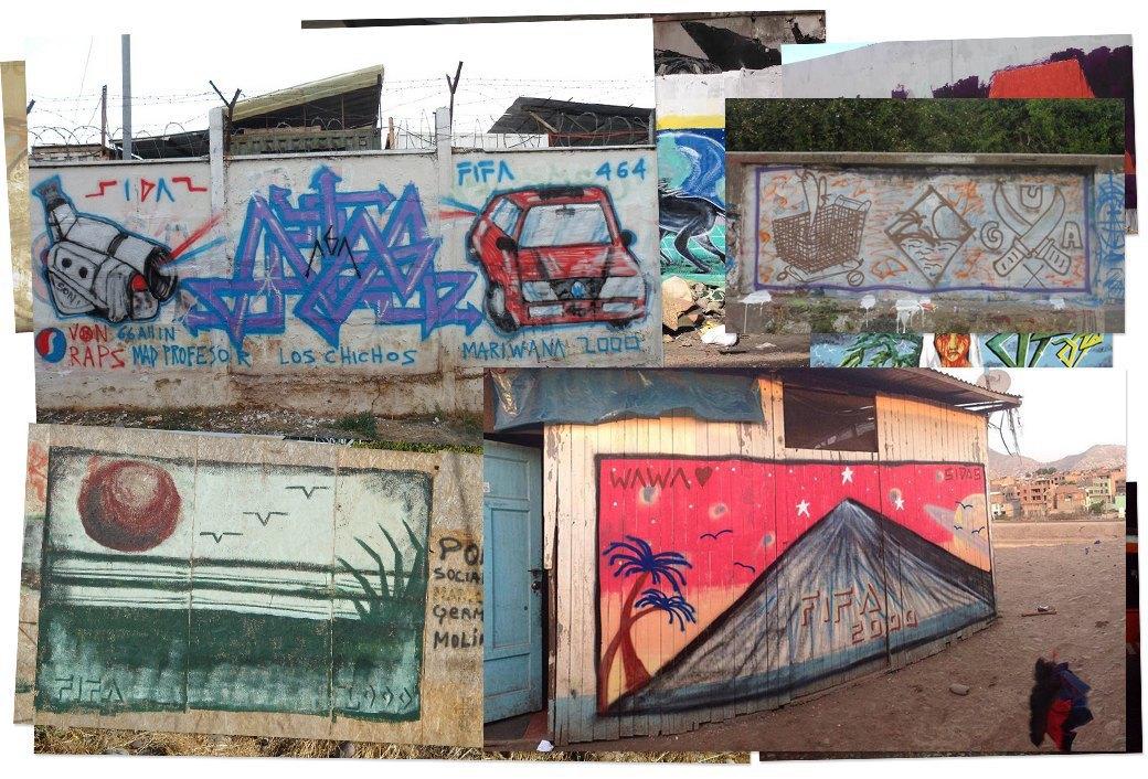 Банда аутсайдеров: Как уличные художники возвращают искусству граффити дух протеста, часть 2. Изображение № 14.