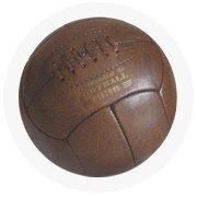 Находка недели: Винтажный футбольный мяч. Изображение № 7.