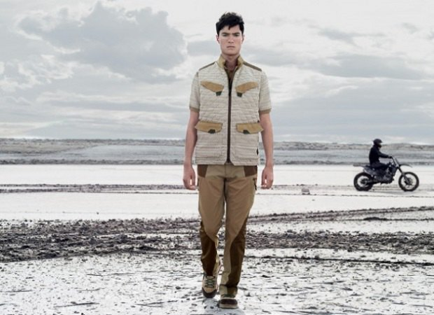 Марки Moncler и White Mountaineering анонсировали новую коллекцию одежды. Изображение № 17.