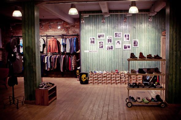 Новое пространство магазина Konkrete Store. Изображение № 2.