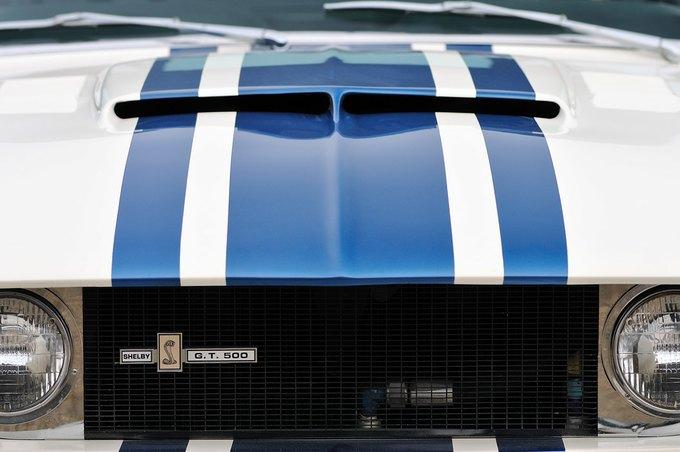 В США на аукционе продали самый дорогой Ford Mustang. Изображение № 9.