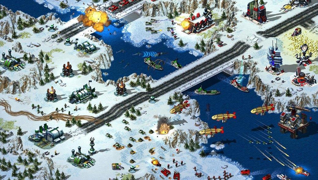 Command & Conquer: Red Alert 2. Изображение № 27.