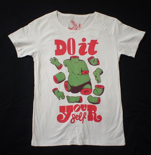 Коллекция футболок участника группы Narkotiki. Изображение № 12.