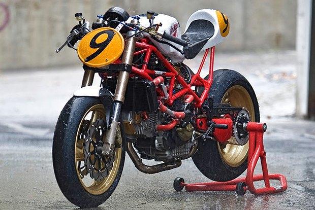 Ателье Radical Ducati прекращает работу. Изображение № 5.