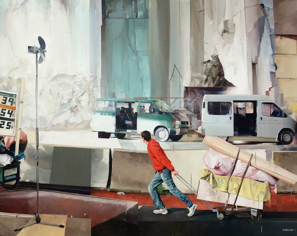 «Граффити как социальный инструмент мертво»: Интервью с художником Zoer. Изображение № 1.