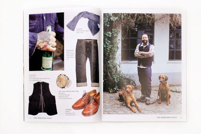 Роспечать: 15 журналов о мужском стиле, которые можно купить в Москве. Изображение № 49.