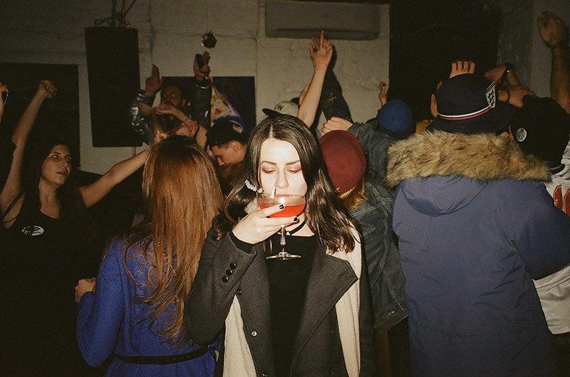 Фоторепортаж: Грайм-вечеринка Zulu Takeoff в баре «Лисица». Изображение № 21.