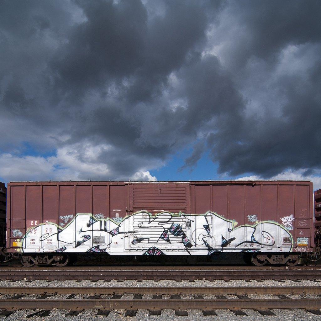 True 2 Death: Блог о разрисованных поездах из Южной Калифорнии. Изображение № 21.