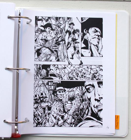 В сети появились иллюстрации приквела комикса «Хранители». Изображение № 20.
