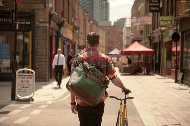 Японская марка Master-Piece представила новую коллекцию городских рюкзаков и сумок. Изображение № 6.