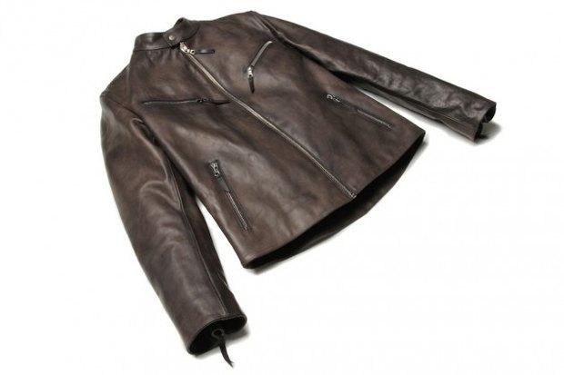 Марка Edwin и мастерская Blitz Motorcycles сшили мотоциклетную куртку с картой Парижа. Изображение № 2.