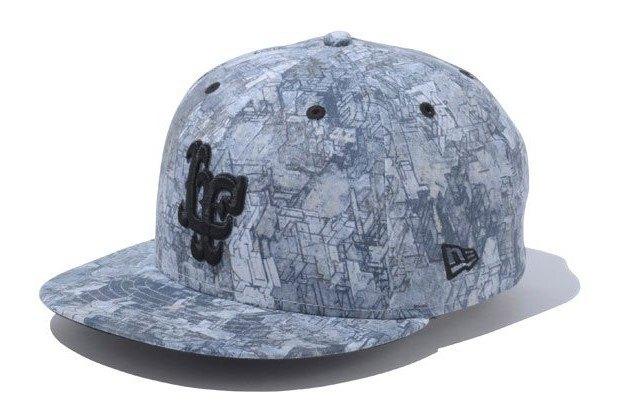 Марка New Era представила совместную с другими брендами коллекцию кепок. Изображение № 13.