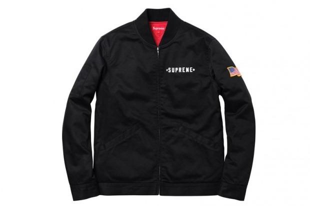 Марка Supreme выпустила совместную коллекцию одежды с производителем скейтбордов Independent. Изображение № 4.