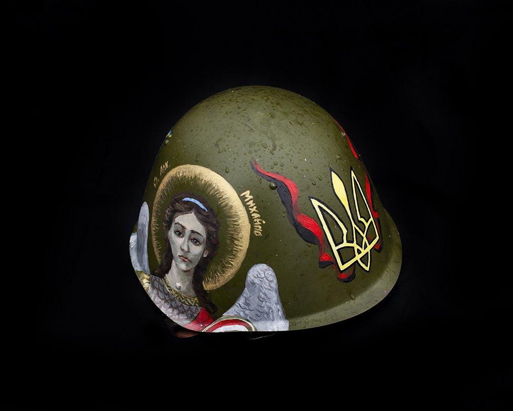 Фотопроект: Самодельное оружие украинской революции. Изображение № 11.