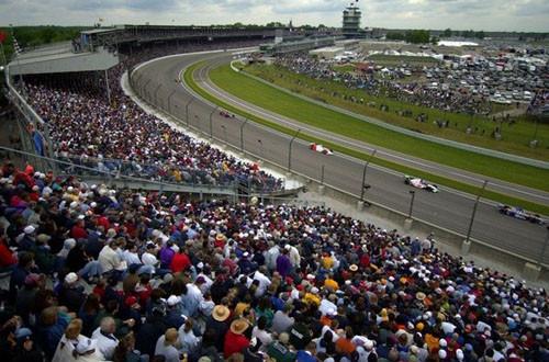 Гран-при: Трасса Indianapolis и гонка Indy 500. Изображение № 7.