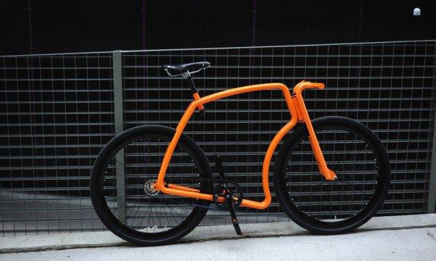 Велокомпания Viks создала серию байков, вдохновлённых каферейсерами. Изображение № 3.