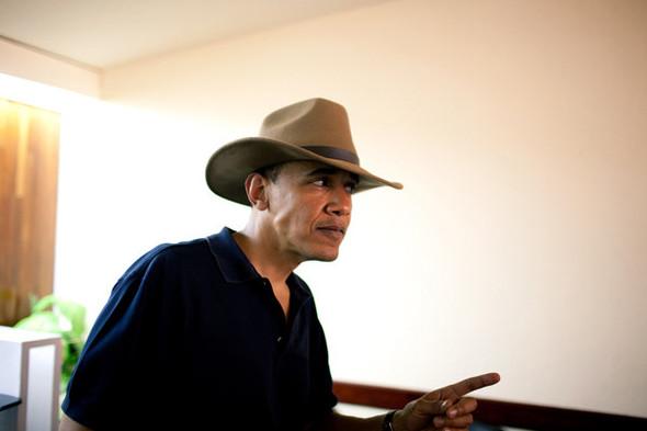 Наглядный пример: Барак Обама. Изображение № 46.