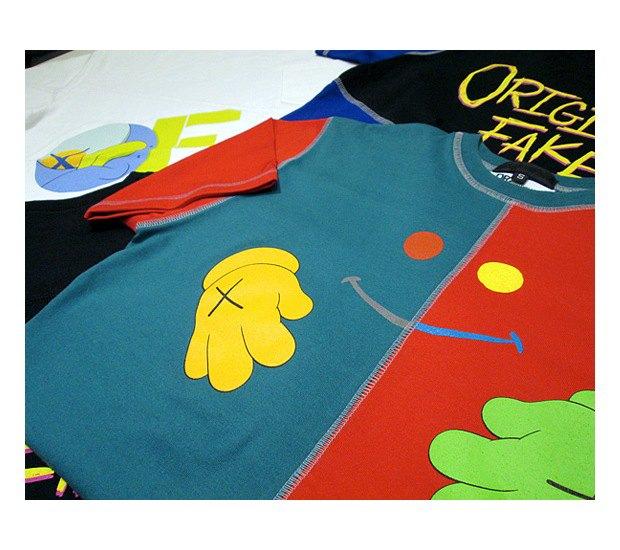 Марка Original Fake и дизайнер Даррен Романелли представили совместную коллекцию одежды. Изображение № 11.