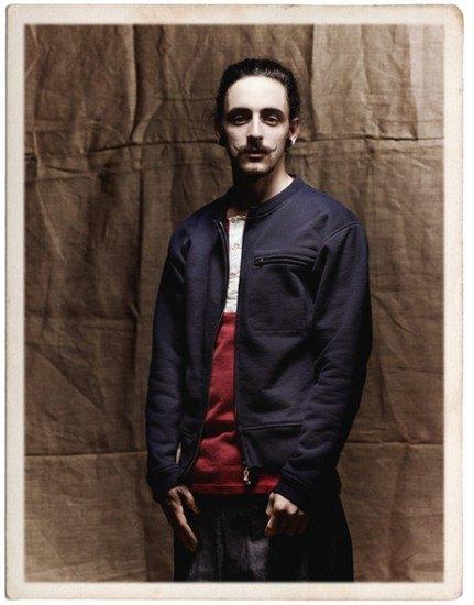 Марка Nigel Cabourn опубликовала лукбук весенней коллекции одежды. Изображение № 9.