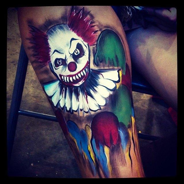 Австралийская выставка Tattoo and Body Art Expo в Instagram-фотографиях её участников. Изображение № 5.