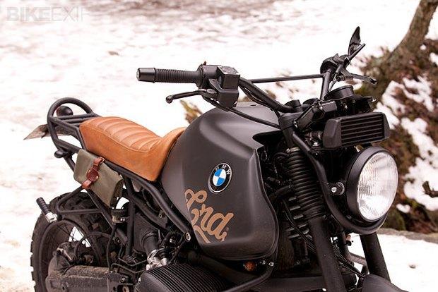Мастерская Café Racer Dreams собрала кастом на базе BMW R1100GS. Изображение № 3.