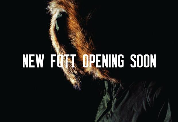 Новый магазин Fott откроется в Москве через две недели. Изображение № 1.