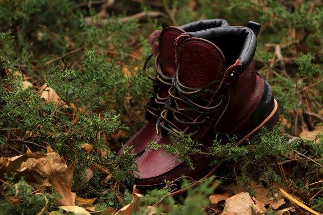 Дизайнер Ронни Фиг и марка Sebago представили осенне-зимнюю коллекцию обуви. Изображение № 7.